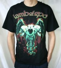 LAMB OF GOD Official T-Shirt(L)Original 2009 Groove Thrash Metal Metalcore 10B