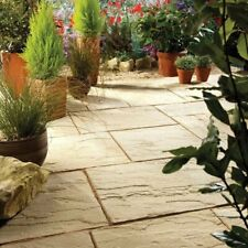 BRADSTONE ASHBOURNE COTSWOLD PATIO PAVING 5.67 SQM SLABS FLAGS 21933 INCL. DEL.