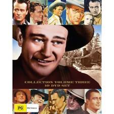 John Wayne Collection Volume 3 DVD & 10 Movies Post