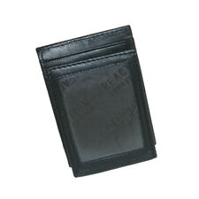 New Kenneth Cole Men's Leather Magnetic Front Pocket RFID Blocking Wallet