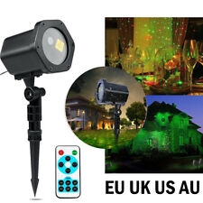 Christmas Star Laser Projector Deco Light LED Outdoor Landscape Waterproof Lamp