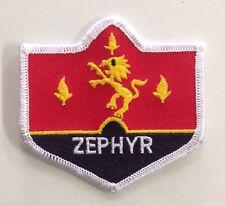 FORD ZEPHYR CLOTH PATCH CONSUL SIX ZODIAC MARK I II III IV ESTATE