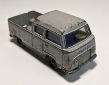 Vintage SIKU Gray Ford Taunus Transit Cargo Truck 1/64 Diecast V251