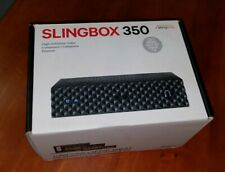 SLING MEDIA Slingbox 350 Digital HD Video Media Streamer NEW / Factory Sealed!