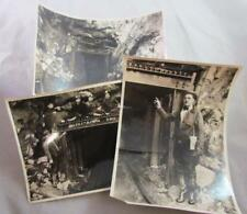 Coal Mining Photos Mine Entrance X-Mas TL Davis 1935/38 Miners Wilkes Barre Pa
