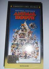 VHS Animal House JOHN LANDIS National Lampoons John Belushi Bluto