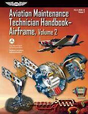 Aviation Maintenance Technician Handbook?Airframe: FAA-H-8083-