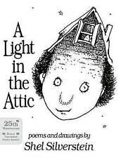 Light in the Attic by Shel Silverstein (Paperback)
