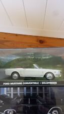 James Bond 007 Goldfinger Diecast 1.43 UAC model cars X 5