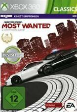 Xbox 360 Need for Speed Most Wanted Neue Version 2012 Gebraucht Neuwertig