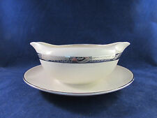 Flintridge China BRIDAL WREATH Gravy Boat