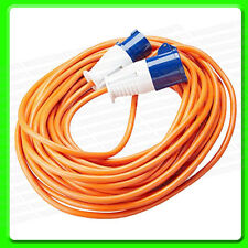 25 Meter Camping Caravan Electric Mains Extension Lead [SWTT48] UXX  230v