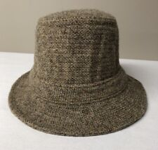 Woolrich Tan Wool Hat Small