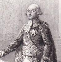 Maréchal Kellermann Cavalerie Bataille de Valmy Révolution Insurrection de Lyon