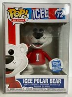 Funko Pop Ad Icons: Icee Polar Bear #72 Cyber Monday Exclusive w/ protector