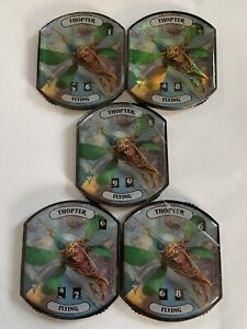 Ultra Pro - Relic Tokens: Lineage Collection - Thopter X5 (3 reg & 2 Foil)