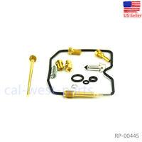 Carb  Repair Kit Fits Kawasaki Prairie 300 2x4 4x4 KVF300 1999 2000 2001  RP-41