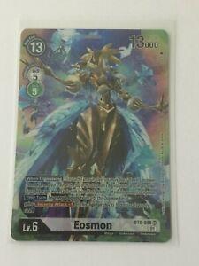 Digimon TCG  BT6-086  EOSMON   SUPER  RARE  - ALT.  ART
