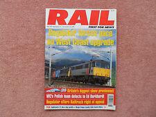 RAIL Issue 370 - Multi-Purpose Vehicles for freight + Ian Braybrook EWS, MD