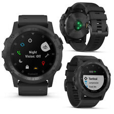 Garmin Tactix Charlie Correr Multideporte Táctico GPS Deporte Reloj Hrm Natación