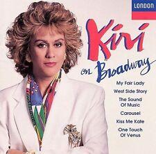 KIRI TE KANAWA - Kiri on Broadway (Soprano Vocal) (CD 1993)