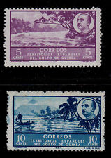 SPANISH  GUINEA  SCOTT#306-307  MNH  VIEWS