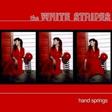 WHITE STRIPES Hand Springs / Red Death 7 NEW Third Man black wax JACK raconteurs