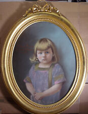 MARIE VON KUNOW! PORTRAIT OF THE FAMOUS RICHARD VON KOENIG-WARTHAUSEN AS A CHILD