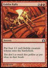 MTG 2x GOBLIN RALLY - ADUNATA GOBLIN - RTR - MAGIC