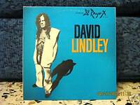 DAVID LINDLEY-EL RAYO-X-vinile 33 giri MAI SUONATO