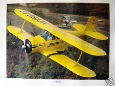 Staggerwing / Beechcraft Model C17L /WWII Utility Plane