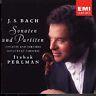 Bach: Sonatas & Partitas; Itzhak Perlman, , Acceptable
