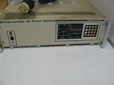 ELGAR AT8000B PROGRAMMABLE DC POWER SUPPLY 5691286-13 REV. A