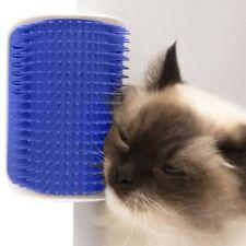 Lovely Pet Cat Self Groomer Wall Corner Massage Comb Cat Kitten Grooming Brush