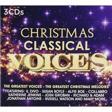 Christmas Classical Voices 0888430996021 by Various Artists CD