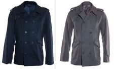 Unbranded Collared Military Coats & Jackets for Men
