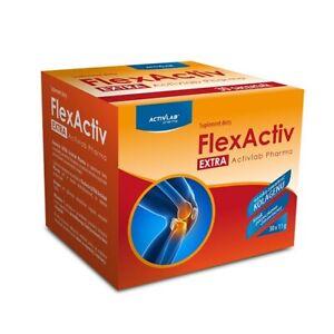 FLEXACTIV EXTRA POWDER 30 SACHETS - Collagen Hydrolyzate + Vitamin C 4flex
