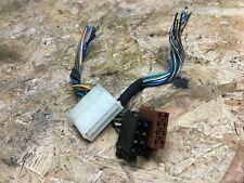 AUDI 80 B3 B4 CABRIOLET MANUAL ROOF ECU CONTROL MODULE WIRING LOOM PLUG SET