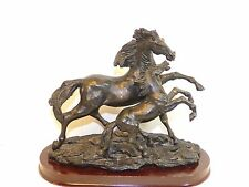Horse And Colt Collectible Statue Figurine Gift