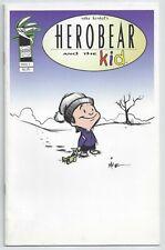 HeroBear and the Kid #1 1st print VF 1999 Astonish