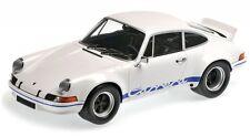 Porsche 911 Carrera RSR 2.7 (white/blue) 1972
