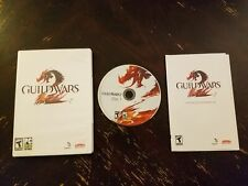 Guild Wars 2 *REPLACEMENT Disc 1* Windows CD Case VTG PC Computer Video Game