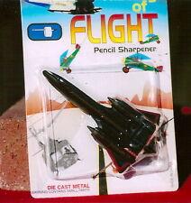 ** SR-71 BLACKBIRD AIRPLANE PENCIL SHARPENER