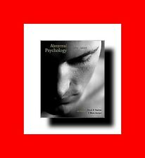 ☆Text Book:Gd College Textbook-Psych:Abnormal Psychology%An Integrative Approach
