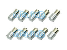 10x  1156 BA15s P21W Cree Q5 9W LED Backup Reverse Car Light Lamp Bulb White 12V
