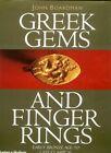 Finger Rings Intaglio Gems Greek Bronze Age Classical Crete Mycenae Roman Persia