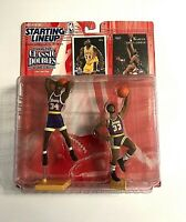 1997 NBA Starting Lineup Classic Doubles Shaquille O' Neal Kareem Jabbar Figure