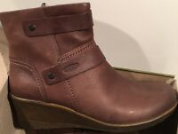 NEW ~ KEEN Women's Kate Mid Boot Cocoa Brown 10.5 $150