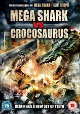Nuevo Mega Tiburón vs Crocosaurus DVD