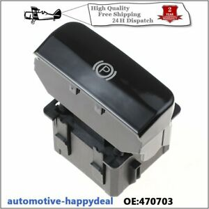 Electronic Hand Brake Switch Parking Brake 470703 For Citroen C4 Picasso DS4 C4